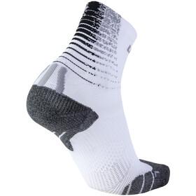 UYN Run Fit Socks Men, white/pearl grey